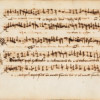 Sadler's Partbooks to be Performed in Oundle After 400 Years