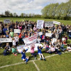Protests Oppose Sale of School Playing Fields