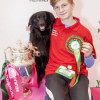 A Boy and His Dog Take the Prize at Crufts