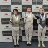Girls Win Hat Trick at Epee Nationals