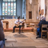 Soup and Musical Excellence Served up at Lunchtime Concerts