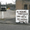 Businesses Object to Parking Congestion