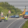 Accidents on A605 continue to mount