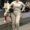 Epee champion from Oundle