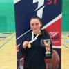 PWS fencing champion is Young Sportswoman of the Year finalist