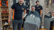 New boys in town offer a First Class cut and shave