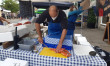 Longshore bring fish straight from the sea to the Oundle farmers' market