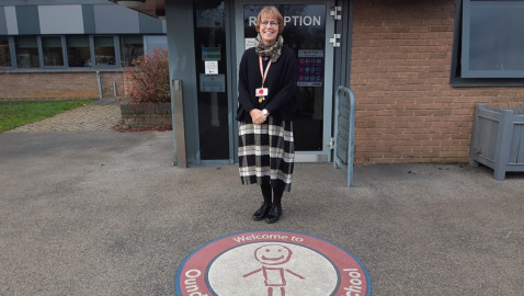 Headteacher Janet McMurdo to retire after 18 successful years