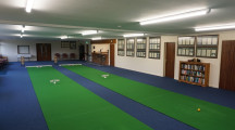 Refurbished Bowls Club welcomes new players