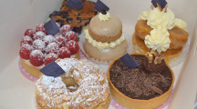 The Delicious Factory delivers classic French pastries