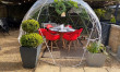 Special occasion and dining domes to beat the English weather