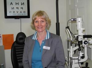 Judith Roberts, Optometrist, Judith Day Optometrist