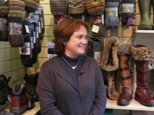 Anne Cotton, Shoe Shop, R.C. Cotton and Sons