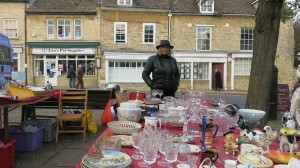 Jean has been dealing antiques and bric-a-brac for 19 years.