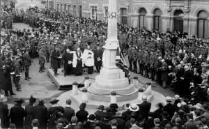 war memorial 14 nov 1920