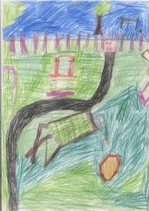 Daniel, age 7, Oundle Primary School