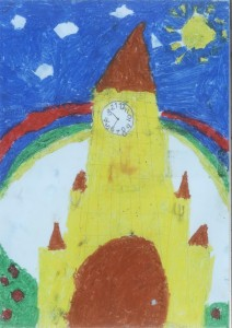 Mia, age 6, Oundle Primary School