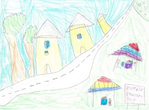 Elizabeth, Year 1, Laxton Junior School