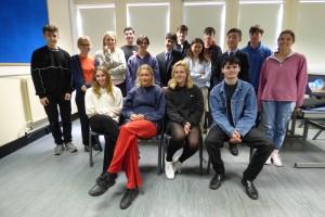 The 2019 Chronicle team
